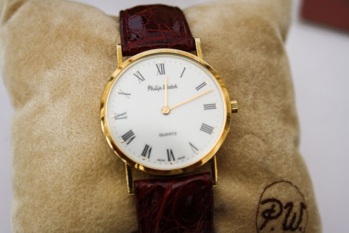 Philip Watch - 18k - 8051553161 - Heren - 1990-1999