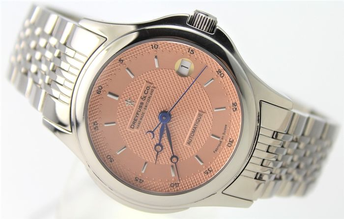 "Dreyfuss & Co. - ""NO RESERVE PRICE""   Automatic Swiss Made - Herren - 2011-heute"