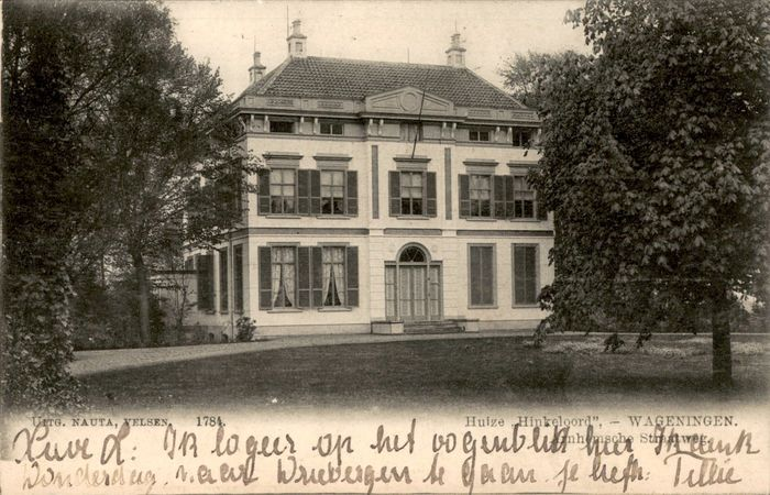 Netherlands - Castles and noble country houses - Postcards (Collection of 84) - 1901-1950
