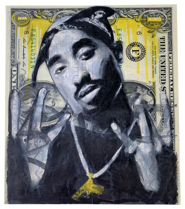 Chris Boyle - Tupac Gold
