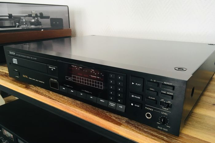 Denon - DCD-1500 - CD Player