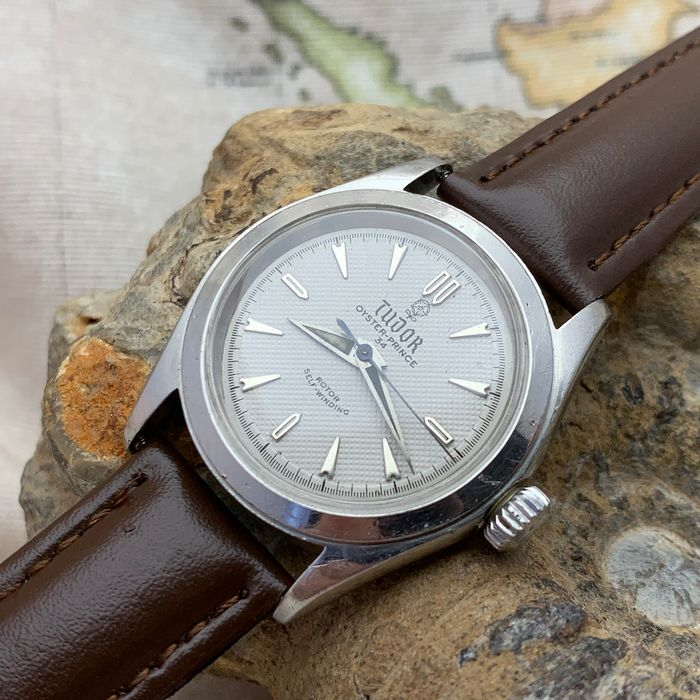 """Tudor - Oyster Prince - Rotor self-winding - """"NO RESERVE PRICE"""" - Ref. 7180 - Heren - 1956"""