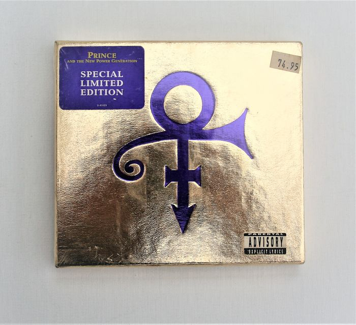 Prince - And The New Power Generation ‎– Love Symbol - Beperkte oplage, CD - 1992