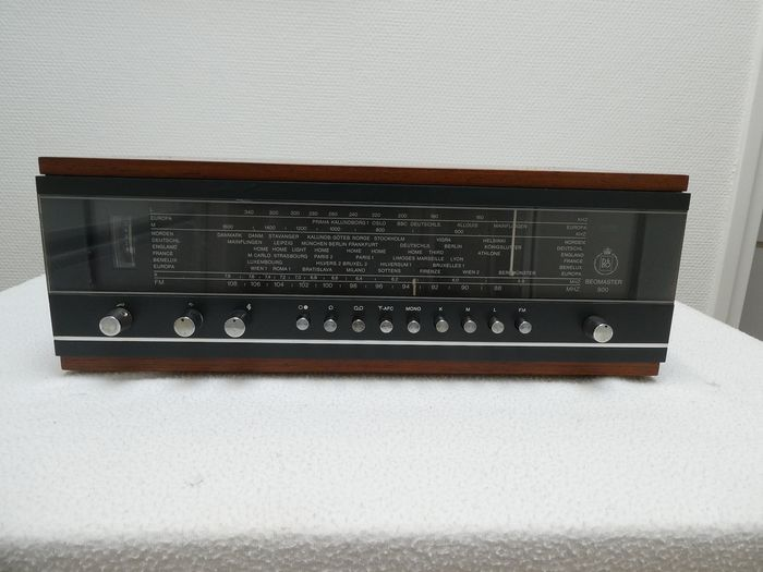 B&O - Beomaster 900 stereo receiver-geserviced door beovintage - Radio