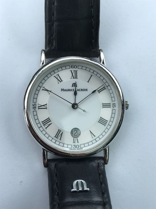 "Maurice Lacroix - Classic - ""NO RESERVE PRICE"" - 69686 - Heren - 2000-2010"