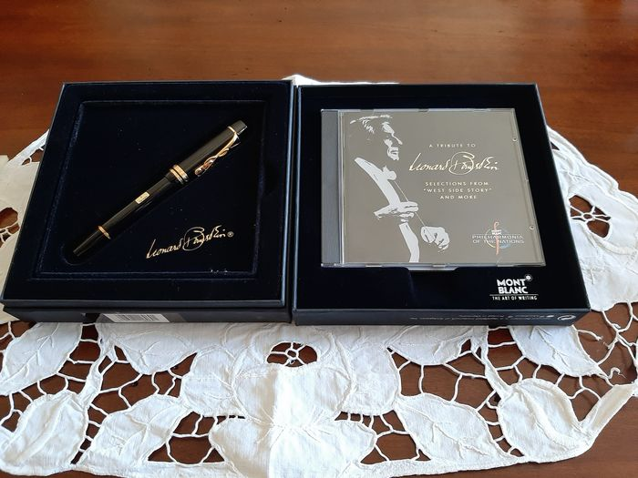 Montblanc - fountain pen - Collection of 1