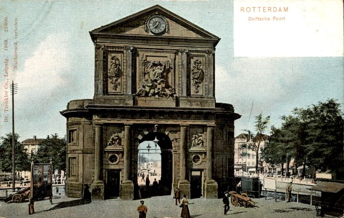 Netherlands - Rotterdam - Postcards (Collection of 108) - 1900-1965