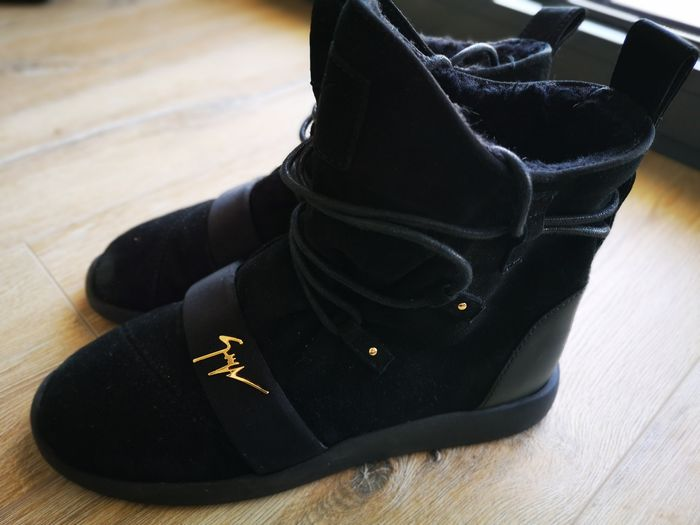 Giuseppe Zanotti - Kriss winter shoes - Size: FR 39
