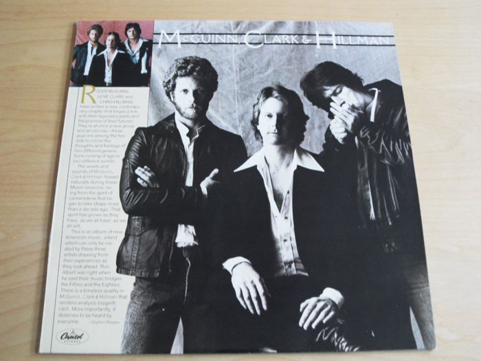 McQuinn, Clark & Hillman, Stills Young Band, Harry Nilsson, Long Hello, Randy Newman, Lindisfarne - Multiple artists - Multiple titles - LP's - 1973/1979