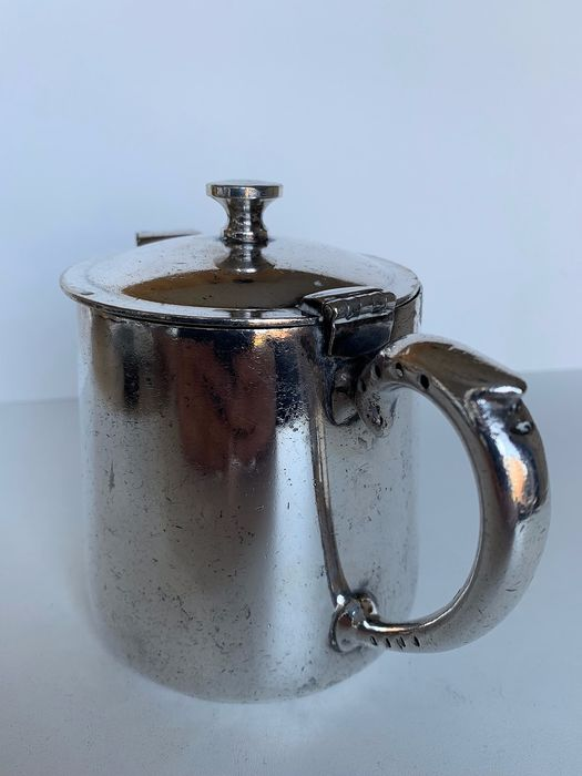Pitcher (1) - Silverplate
