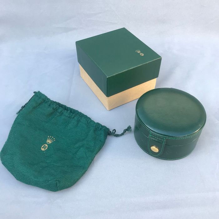 Rolex - travel box - Unisex - 1980-1989