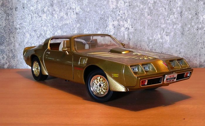 Signature Models - 1:18 - Pontiac - Firebird Trans Am, model 1979
