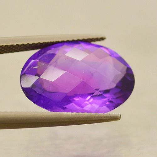 * No Reserve Price * Amethyst - 10.20 ct