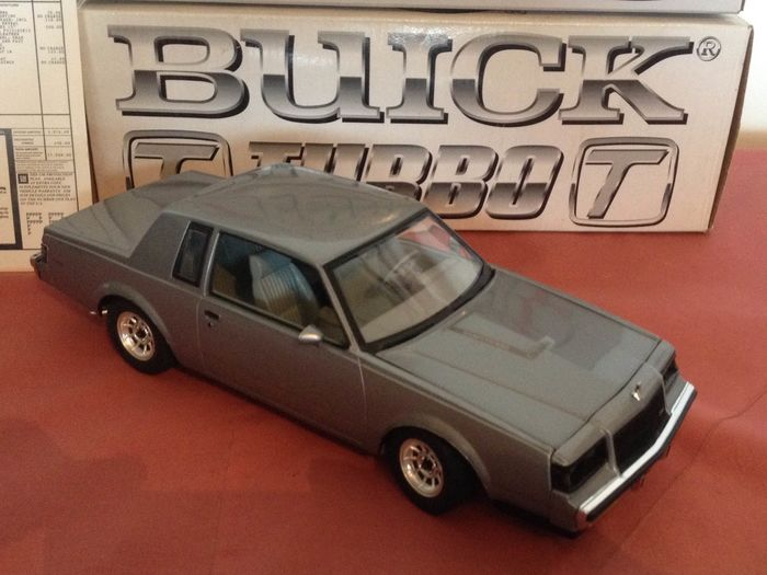 GMP - 1:18 - Buick Regal Turbo T