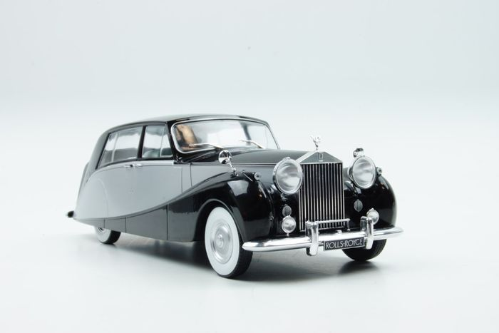 Model Car Group - 1:18 - Rolls Royce Silver Wrath 1956 Black