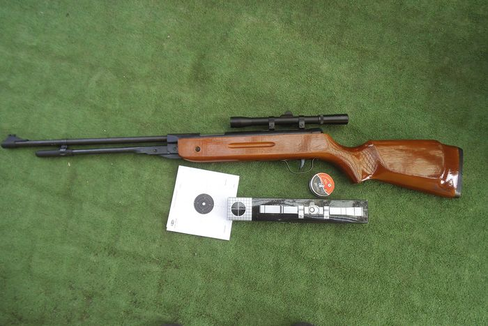 Germany - Norinco - norconia  germany - Under Lever - Air rifle - 5.5 Pellet Cal