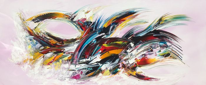 Gena - Abstract Colorful