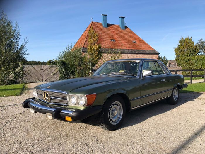 Mercedes-Benz - 380 SLC - NO RESERVE - 1981