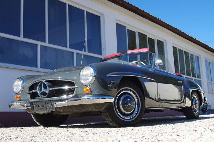 Mercedes-Benz - 190 SL   - 1957