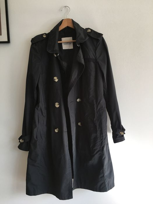 Moncler - Trench coat - Size: 4