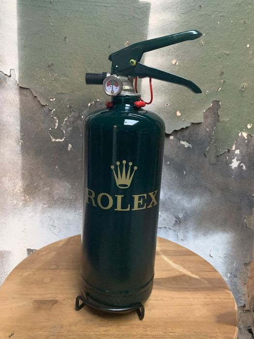 ByBerend - ByBerend - ByBerend | Small Rolex edition Fire extinguisher