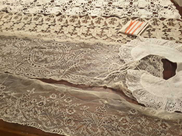 lace (6) - Cotton - Early 20th century