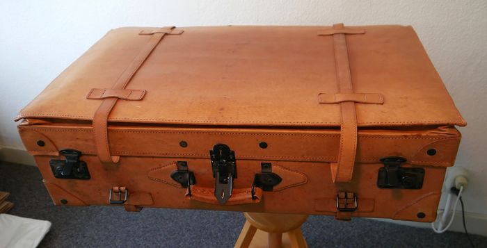 Giovanni - Suitcase (1) - Leather
