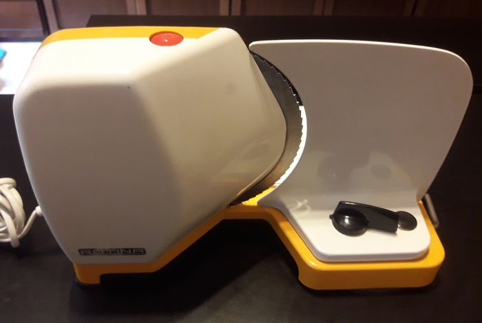 Rotina West Germany  - Portable resealable slicer (1) - Contemporary - Plastic with stainless steel blade