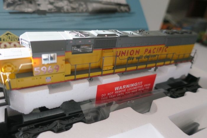 Brawa H0 -  23514 - Diesel locomotive - SD 60 - Union Pacific Railroad