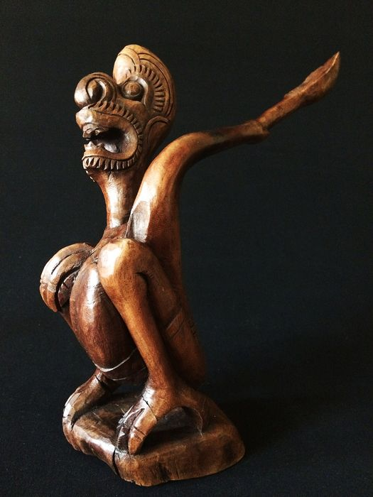 I Nyoman Tjokot 1886-1971 (attributed to) - sculpture - Wood - Bali, Indonesia