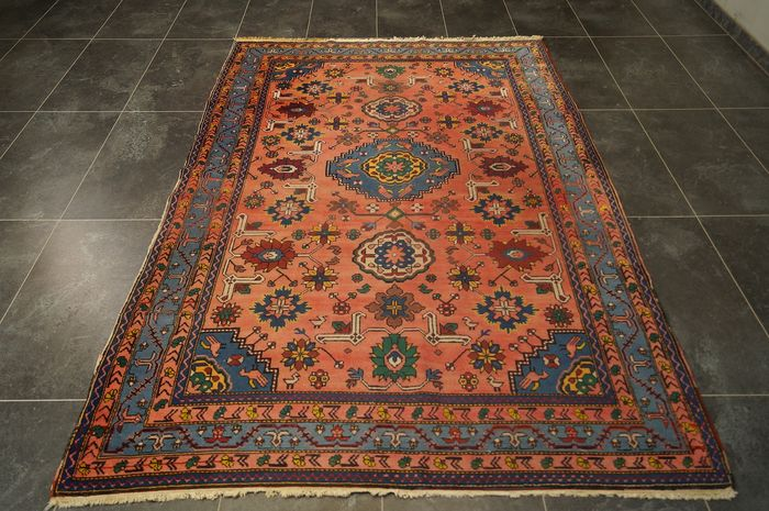 Derbent Kazak - Carpet - 226 cm - 143 cm