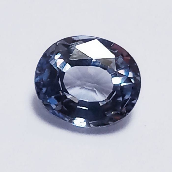 Purplish Blue  Spinel -* NO RESERVE * - 1.42 ct