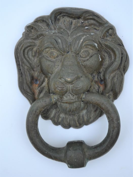 door knocker - Bronze