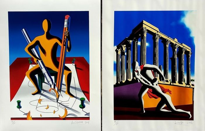 Kostabi Mark - Temperino & Pantheon