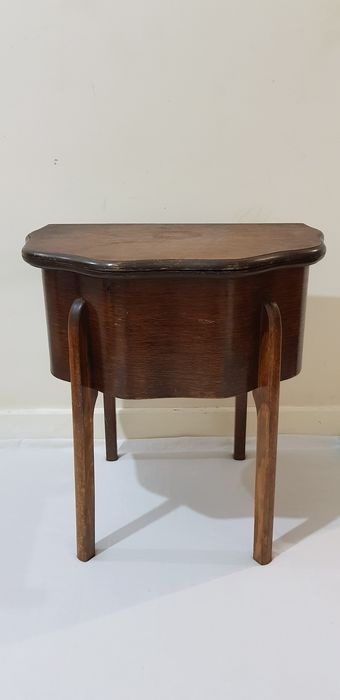 MORCO - sewing Table  (1) - Victorian Style - wood