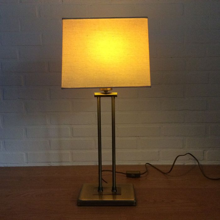 Table and desk lamp - Brass