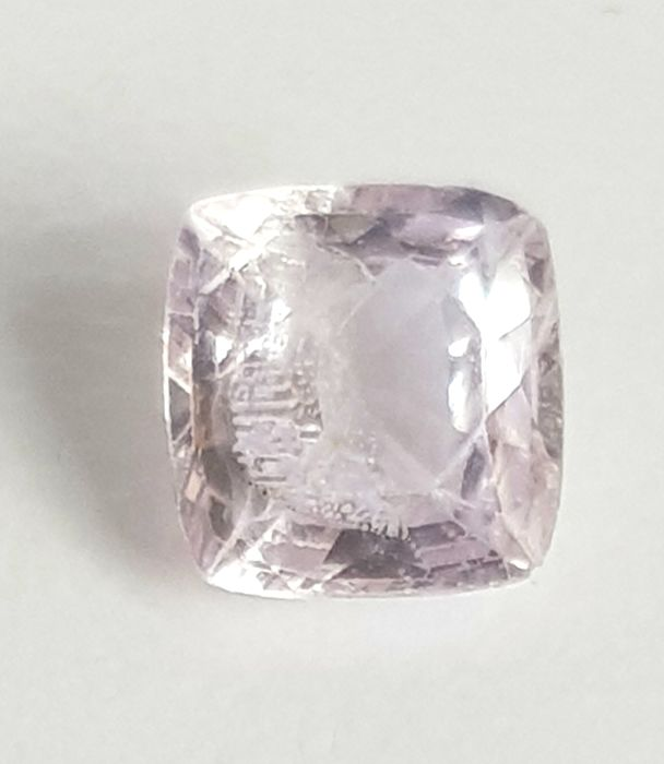 Pale Brownish Pink Sapphire - 1.94 ct