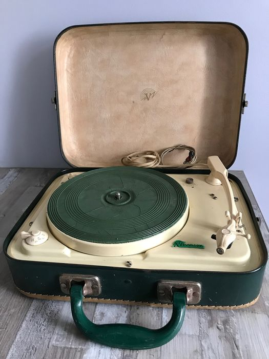 Visseaux - transportable - Turntable