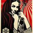 Ventes The Art of Shepard Fairey (OBEY)