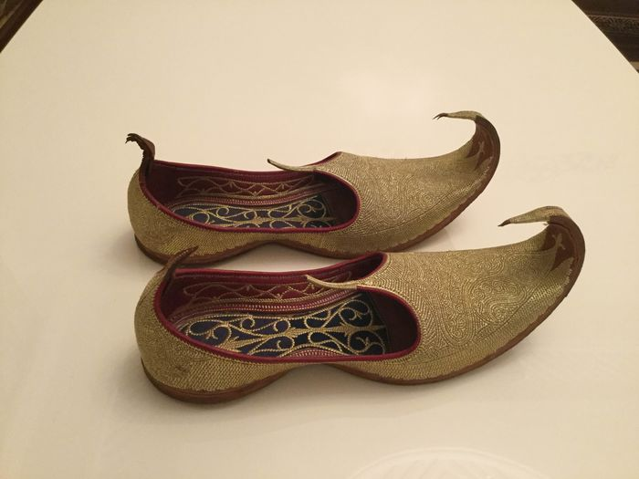 slipper shoes (1) - Empire - slipper shoes - First half 16th century
