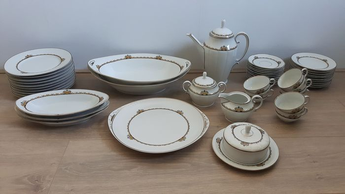 Herman Ohme - tableware (48) - Earthenware