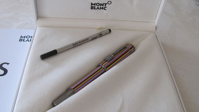 Montblanc - Roller ball - 1