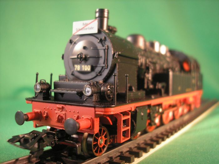 Märklin H0 - 37073 - Tender locomotive - BR 78 - DRG