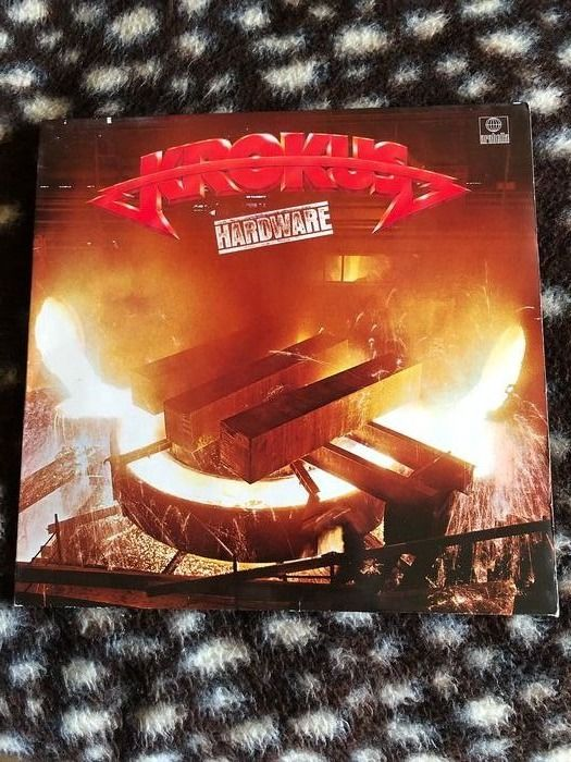 Various Artists/Bands in Rock - Diverse artiesten - 6 Lp Alums by Krokus , Rainbow and More - Diverse titels - LP's - 1976/1982