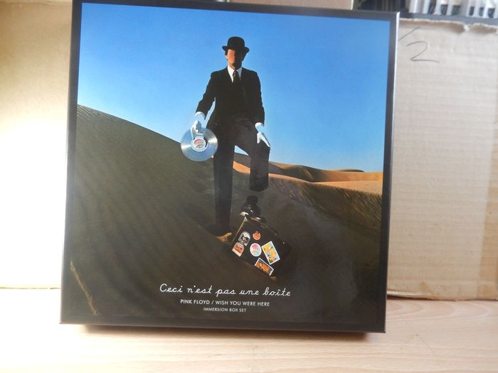 Pink Floyd - Wish You Were Here [Immersion Box Set] - CD Box set - 2011
