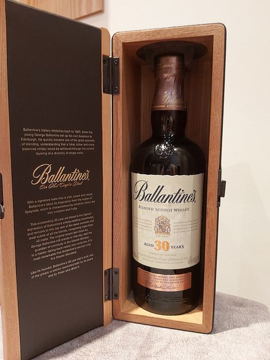 Ballantine's 30 years old - 0.7 Ltr