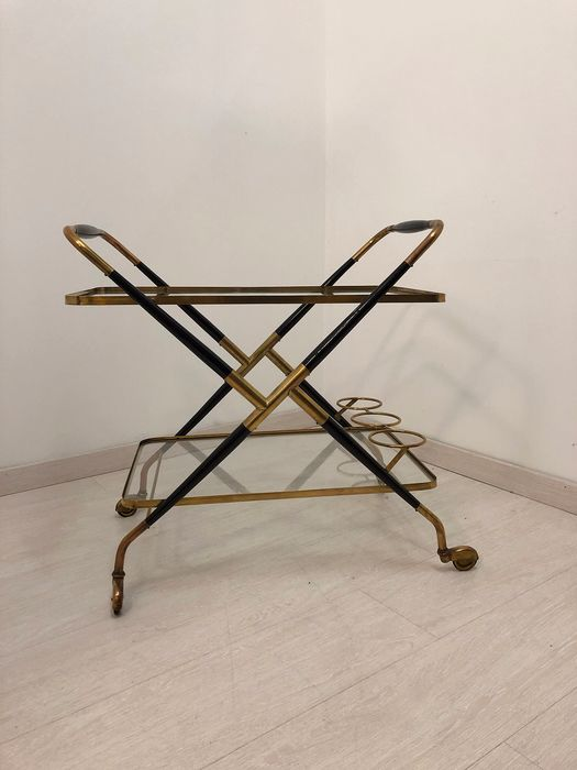 Cesare Lacca - Serving trolley