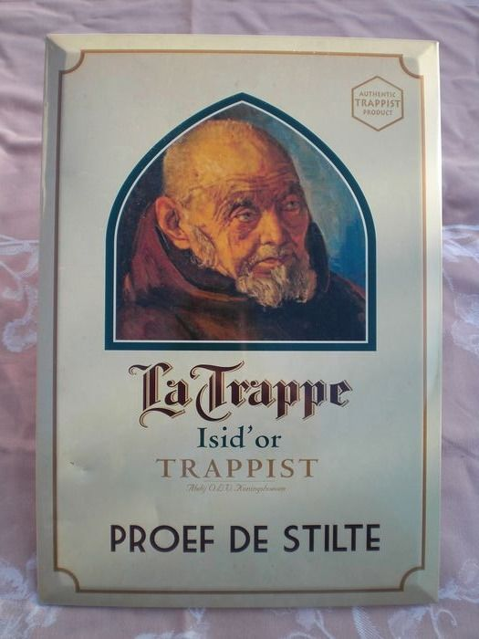 La Trappe Isid'or billboard (1) - metal
