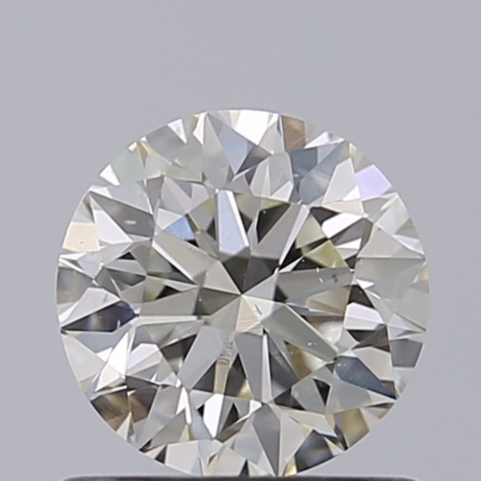 1 pcs Diamond - 0.80 ct - Round - J - VS2