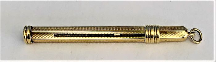 Toothpick - .585 (14 kt) gold